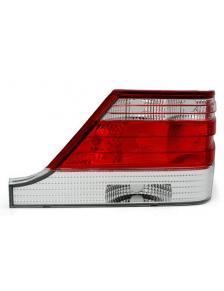 LAMPY TYLNE MERCEDS W140 95-10.98 RED WHITE
