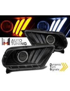 LAMPY FORD MUSTANG V 10-13...