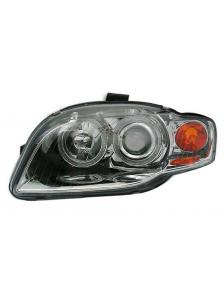 LAMPY ANGEL EYES AUDI A4 B7 04-08 CHROM