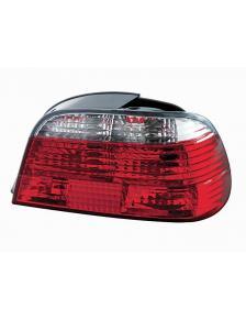 LAMPY TYLNE BMW E38 95-01 RED WHITE