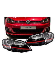 LAMPY PRZEDNIE VW GOLF 7...