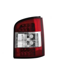LAMPY TYLNE LED T5 4/03-8/09 RED WHITE