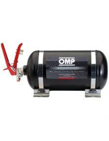 System gaśniczy OMP...