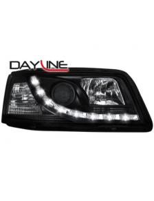LAMPY DAYLINE VW T5 4/03-8/09 DAYLIGHT BLACK
