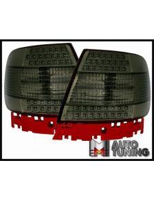LAMPY TYLNE  DIODOWE AUDI A4 B5 LIM. 95-10.00 SMOKE