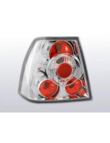 LAMPY TYLNE VW BORA 9/98-7/05 CHROM