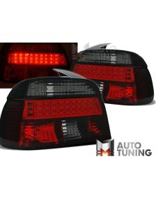 LAMPY LED BMW E39 96-00 RED SMOKE LdBM10