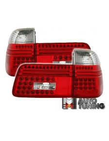 LAMPY TYLNE LED BMW E39 TOURING 3/97-5/04 RED WHITE