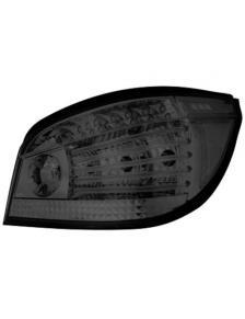 LAMPY TYLNE LED BMW E60 03-07 RED WHITE