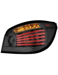 LAMPY TYLNE LED BMW E60 03-07 SMOKE