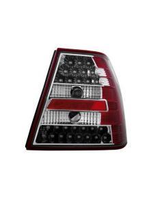 LAMPY TYLNE DIODOWE VW BORA SEDAN RED LED