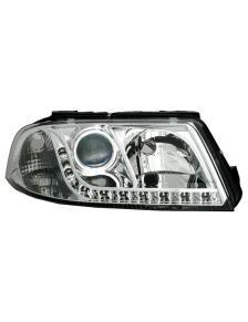 LAMPY DAYLINE VW PASSAT 3BG 00-05 CHROM