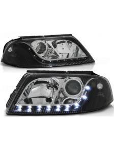 LAMPY DAYLINE VW PASSAT 3BG 00-05 BLACK