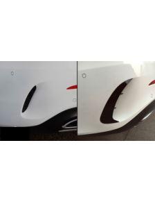 PAKIET AMG OPTIK AERO FLAPS BLACK MERCEDES W177