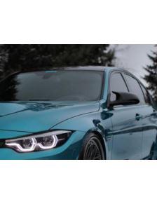 NAKŁADKI LUSTEREK BMW F20 F30 F36 X1 E84 M2 CARBO