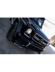 SPOILER DOLNY MERCEDES W463 G LED DRL