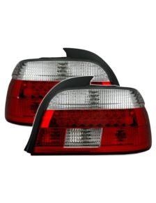 LAMPY TYLNE DIODOWE BMW 5 E39 09/01-
