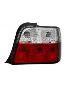 LAMPY TYLNE BMW E36 COMPACT RED WHITE