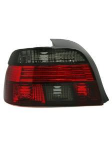 LAMPY TYLNE  BMW E39 SEDAN 96-00 RED SMOKE
