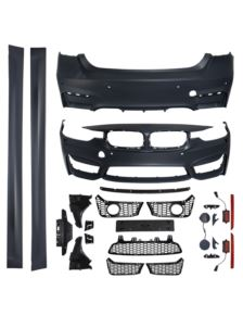 BODY KIT BMW F30 11-18 LOOK M3 DESIGN PDC SRA