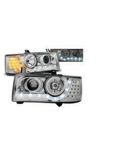 LAMPY DAYLINE VW T4 90-03 CHROM