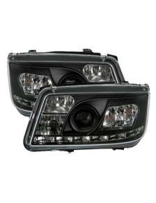 LAMPY P. DAYLINE VW BORA 98-05 BLACK