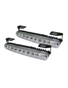 LAMPA LED R87 DRL 18LED SYS.AUTO WHITE 72929