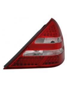 LAMPY DIODOWE MERCEDES SLK R170 96-04 RED WHITE