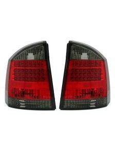 LAMPY LED OPEL VECTRA C 2/02- RED/SMOKE