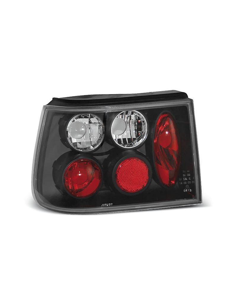 LAMPY TYLNE LEXUS SEAT IBIZA 10.93-08.99 BLACK