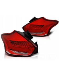 LAMPY DIODOWE FORD FOCUS 3 15- HB R-W LED DTS