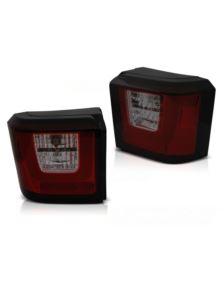LAMPY TYLNE VW T4 90-03.03 RED SMOKE LED BAR