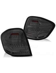 LAMPY MERCEDES M-KLASA W164 09-11 SMOKE LED