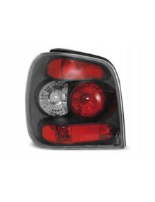 Lampy tylne VW POLO 6N 10.94-09.99 BLACK TUNING