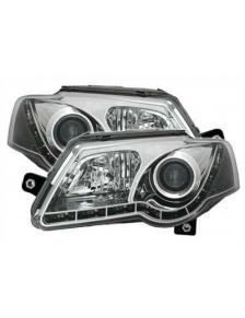 LAMPY DAYLINE VW PASSAT 3C 03/05- CHROM H7/H7