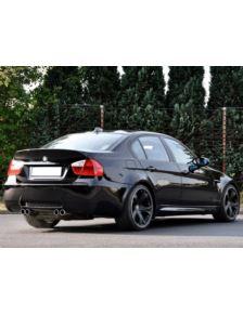 ZDERZAK TYLNY BMW E90  05-11 LOOK M3 PDC