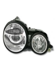 LAMPY PRZEDNIE  MERCEDES W210 7/95-8/99 CHROM