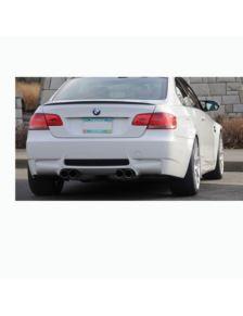 SPOILER NA KLAPĘ BMW E92 05-12 ABS GLOSSY BLACK M3