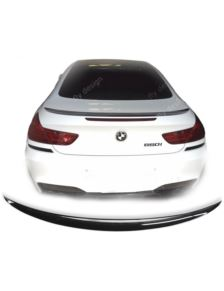 SPOILER BMW F12 F13 11-18 ABS GLOSSY BLACK
