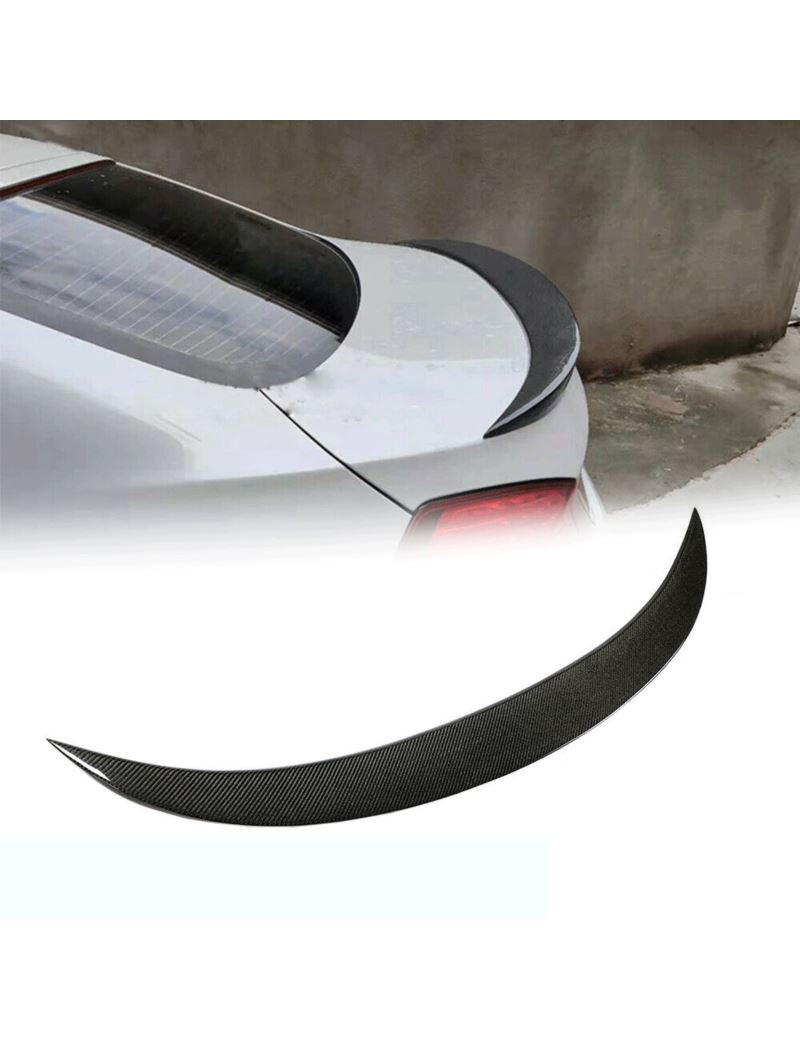 SPOILER BMW F12 F13 11-18 ABS LOOK CARBON TRUNK