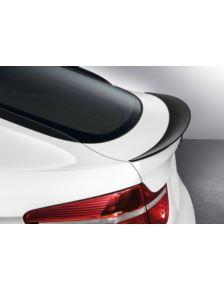 SPOILER BMW E71 X6 08- PERFORMANCE ABS MATT BLACK