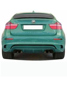 SPOILER BMW E71 X6 08- PERFORMANCE ABS GLOSSY BLAC