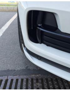 DOKŁADKI PAKIET AERO BMW X5 F15 14-18 M DESIGN