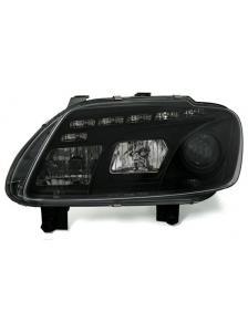LAMPY DAYLINE VW TOURAN 1T 03-06 BLACK