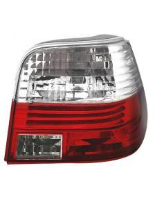 LAMPY VW GOLF 4 98-04 RED WHITE NEON DEPO