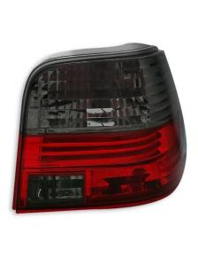 LAMPY GOLF 4 98-04 RED SMOKE NEON DEPO