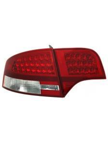 LAMPY LED RED WHITE LIM  AUDI A4 B7 11/04-11/07