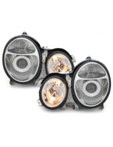 REFLEKTORY MERCEDES W210 99-01 CHROM