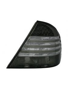 LAMPY TYLNE LED MERCEDES W220 10/98-9/02 SMOKE