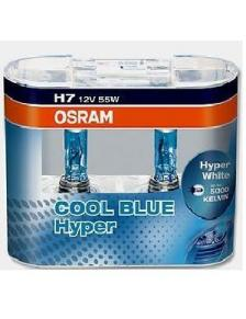 OSRAM COOL BLUE HYPER H7...